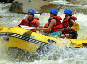 La Fortuna Whitewater Rafting1